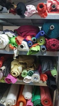 Распродаём Сток ткани со склада в Москве | фото 2 из 2