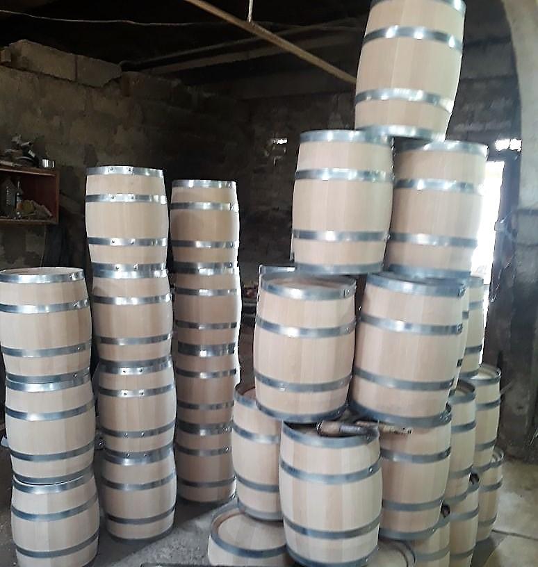 Дубовые бочки от производителя | фото 1 из 6