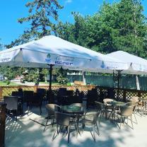 Зонты 3х3 м., 4х4 м. 5х5 м. для кафе, пляжей, ресторанов | фото 2 из 3