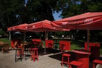 Зонты 3х3 м., 4х4 м. 5х5 м. для кафе, пляжей, ресторанов | фото 3 из 3