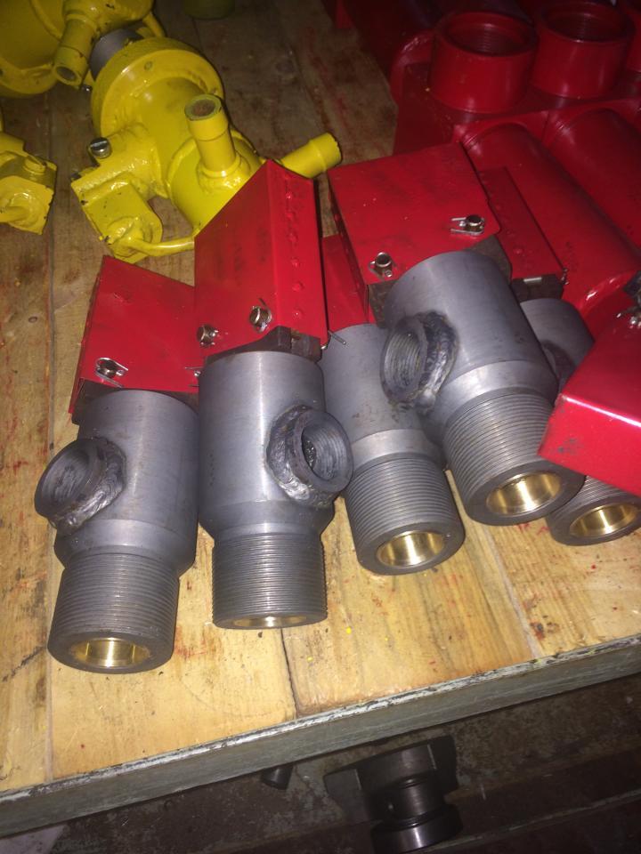 Запасные части к буровым насосам НБ-32, НБ-50 | фото 1 из 5