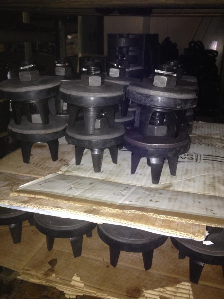 Запасные части к насосам НБ-125,9МгР,НЦ-320,9Т | фото 1 из 6