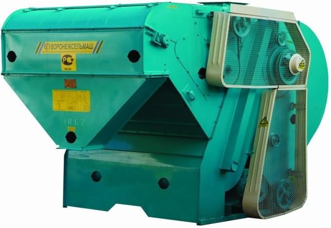 Машина предварительной очистки зерна МПО — 50 | фото 1 из 3