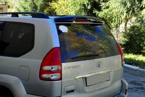 Дефлектор заднего стекла (козырек) Toyota Land Cruiser Prado 2003-2009   фото 1 из 1