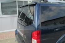 Дефлектор заднего стекла (козырек) для Nissan Pathfinder 2004-2014