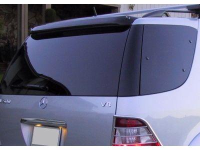 Дефлектор заднего стекла (козырек) Mercedes-Benz M-Class 1998-2004 | фото 1 из 1