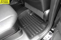 5D коврики в салон Mitsubishi Outlander III, 2012-   фото 6 из 6