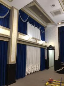 Одежда сцены для Дома культуры и сельского клуба.   фото 2 из 4