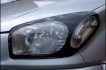 Защита фар (очки) для Toyota RAV-4 2000-2003   фото 3 из 5