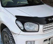 Защита фар (очки) для Toyota RAV-4 2006-2008