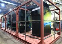водогрейные твердотопливные котлы на биотопливе   фото 6 из 6