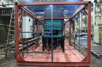 водогрейные твердотопливные котлы на биотопливе   фото 5 из 6