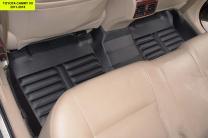 5D коврики в салон Toyota Camry VII (XV50), 2011-2018 | фото 6 из 6