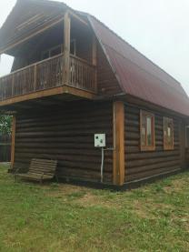 Дом 75 м² на участке 25 сот.