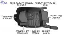5D коврики в салон Mazda 3 III (BM), 2013-2019 | фото 3 из 6
