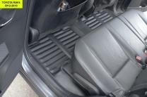 5D коврики в салон Toyota RAV4 IV (CA40), 2012-2019 | фото 6 из 6