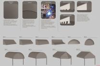 Маркиза нестандартного дизайна | фото 3 из 3