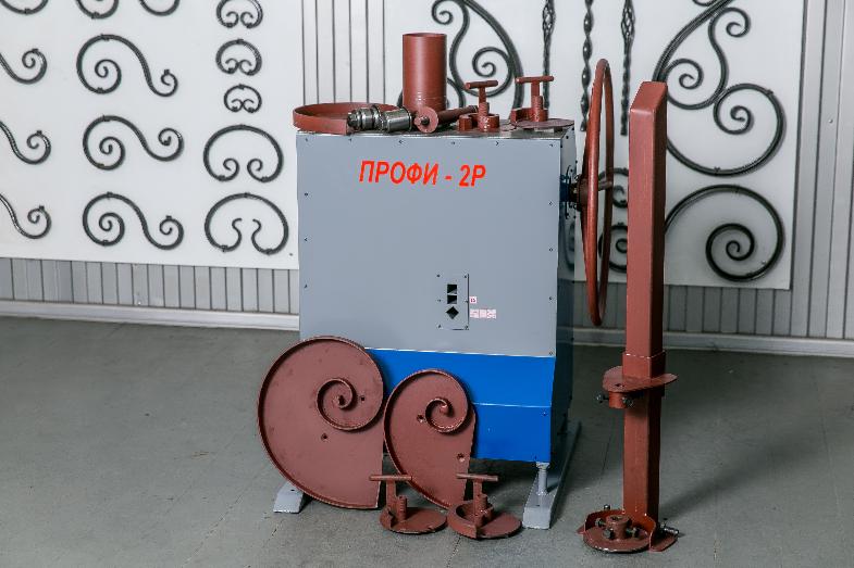 Кузнечный станок ПРОФИ-2Р для малого бизнеса | фото 1 из 5