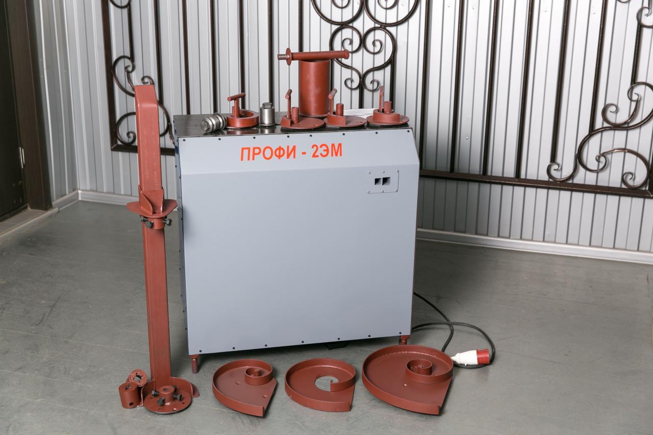 Кузнечный станок ПРОФИ-2ЭМ для малого бизнеса | фото 1 из 6