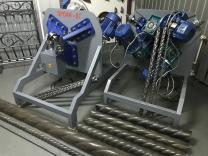 Кузнечный станок ПРОФИ-ВТ для витой трубы | фото 2 из 6