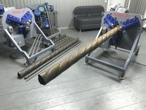 Кузнечный станок ПРОФИ-ВТ для витой трубы | фото 6 из 6