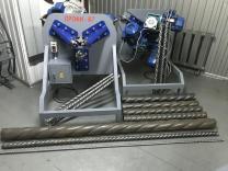 Кузнечный станок ПРОФИ-ВТ для витой трубы