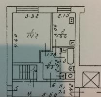 Продаю 1- комнатную квартиру | фото 2 из 6