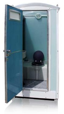 Туалетная кабина утепленная