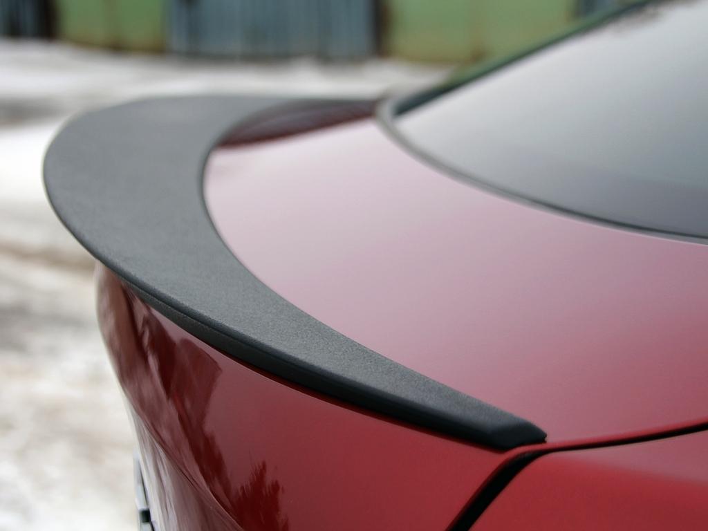 Спойлер BMW X6 E71 (2008-2014) | фото 1 из 2