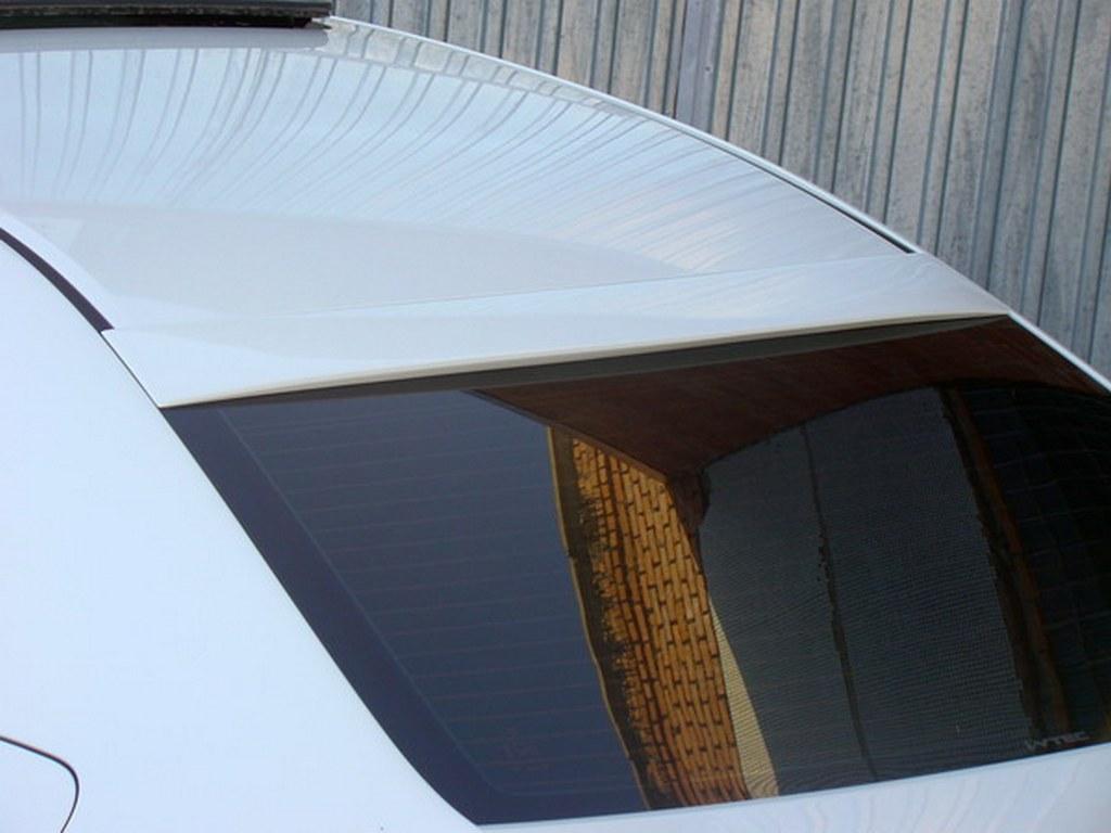 Дефлектор заднего стекла козырек широкий Honda Accord VIlI 2008-20013 | фото 1 из 2
