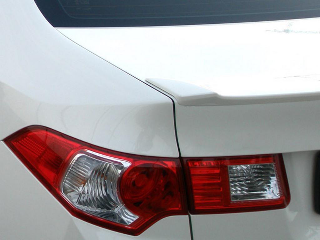 Спойлер на крышку багажника Honda Accord VIIl 2008-2013   фото 1 из 2