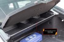 Ящик-органайзер в багажник Skoda Octavia A7 2014-2017 (III дорестайлинг) | фото 2 из 6