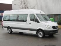Пассажирские перевозки по РФ и Крым на комфортном автобусе