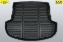 3D коврик в багажник Mitsubishi Outlander III, 2012+
