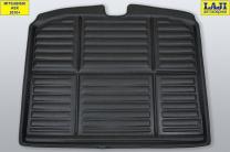 3D коврик в багажник Mitsubishi ASX 2010-   фото 2 из 4
