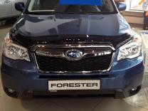 Дефлектор капота для Subaru Forester 2013-2018