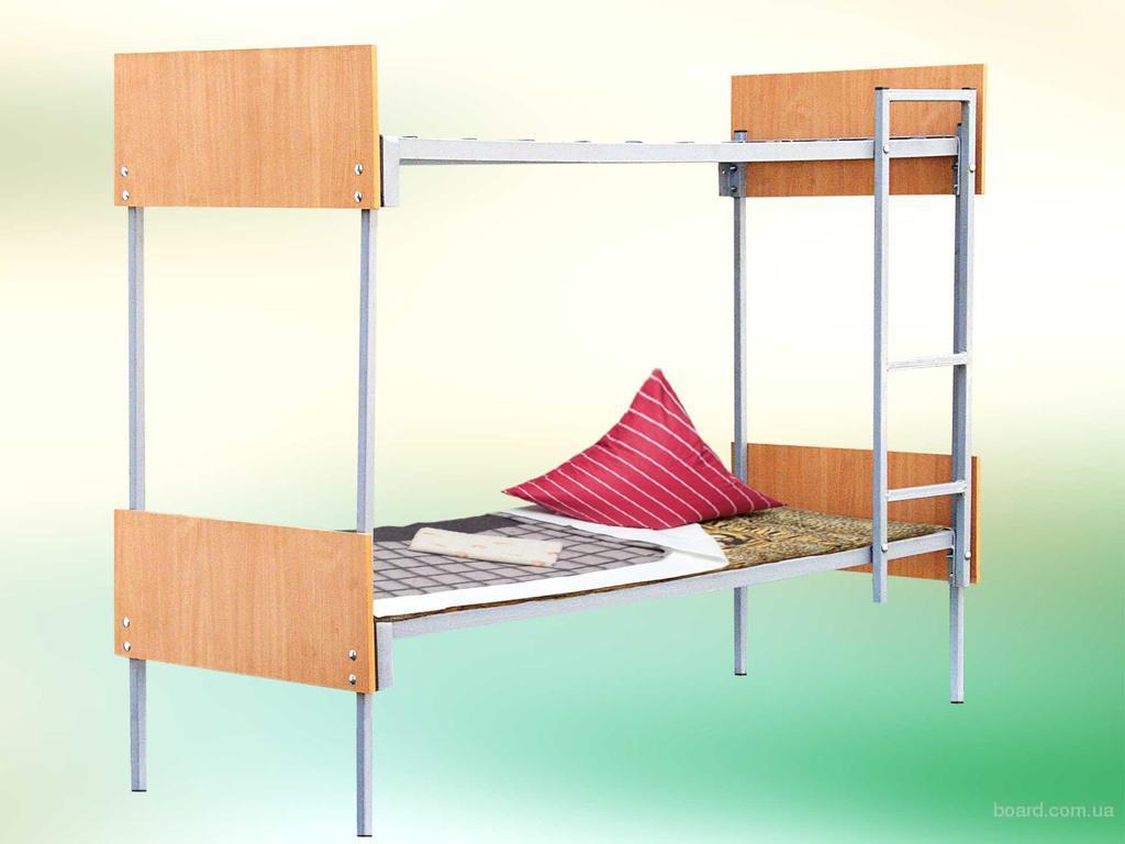 Кровати с металлическими сетками и боковушками | фото 1 из 6