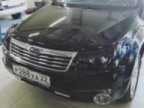 Защита фар для Subaru Forester 2008-2012