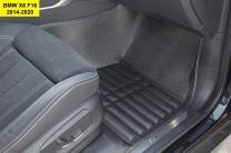 5D коврики в салон BMW X6 (F16), 2014-2020 | фото 5 из 6