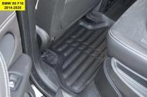 5D коврики в салон BMW X6 (F16), 2014-2020 | фото 6 из 6