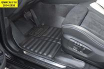5D коврики в салон BMW X6 (F16), 2014-2020 | фото 4 из 6