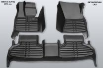 5D коврики в салон BMW X6 (F16), 2014-2020 | фото 3 из 6