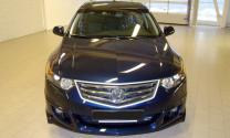 Юбка переднего бампера Honda Accord (VIII) / Acura TSX (CU2) 2008-2010 | фото 3 из 4