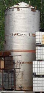 ПродаетсяЕмкость нержавеющая, объем -50 куб.м., | фото 1 из 1