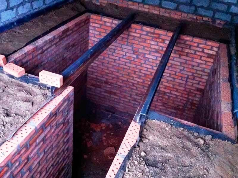 Ремонт гаражей под ключ, смотровая яма, погреб монолитный,    фото 1 из 3