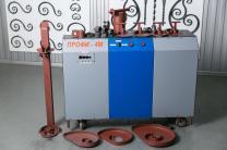 Кузнечные станки ПРОФИ-4М - для «художественной ковки» и гибки металлопроката