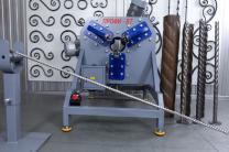 Кузнечные станки ПРОФИ-ВТ – «витая труба», с однонаправленным и перекрестным витьем