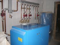 Монтаж котельных, водоснабжения, промывка систем