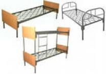 Металлические кровати армейские, опт   фото 2 из 6