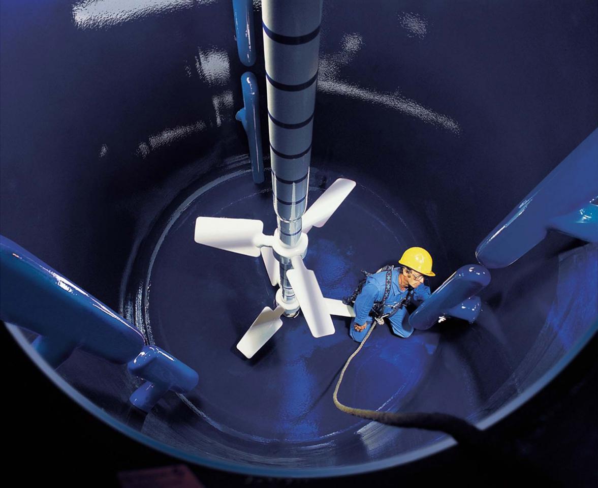 Эмалированные покрытия реакторов  | фото 1 из 3